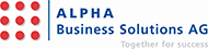 [Translate to English:] Alpha Business Solutions AG