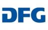 Logo des Zuwendungsgebers Deutsche Forschungsgemeinschaft (DFG)
