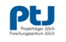 Logo of the Project Management Organisation Projektträger Jülich (PtJ) – Forschungszentrum Jülich GmbH