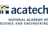 Logo des Zuwendungsgebers acatech - Deutsche Akademie der Technikwissenschaften e. V.