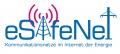 Projektlogo: eSafeNet - 03ET7549A