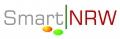 Projektlogo: Smart.NRW - LOG2037