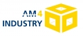 Projektlogo: AM4Industry - 179 EN