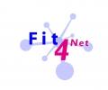 Projektlogo: Fit4Net - 15992 N
