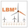 Projektlogo: LBM² - 20028 N