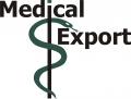Projektlogo: Medical Export  - 01HQ0535