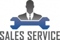 Logo of the Project: Sales Service - 19829 N