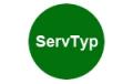 Projektlogo: ServTyp - LU 373/34-1
