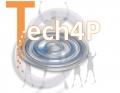 Projektlogo: Tech4P - 01FG10002