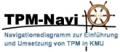 Projektlogo: TPM-Navi - 14913N; N04261/05