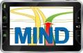 Projektlogo: MIND - 432 ZN
