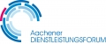 Logo of the Series of Events: Aachener Dienstleistungsforum