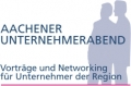 Logo of the Series of Events: Aachener Unternehmerabend