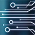 Logo der Veranstaltungsreihe: Digital vernetzte Supply-Chain