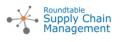 Logo der Veranstaltung: Roundtable Supply-Chain-Management, Treffen am Fr., 4.08.2017