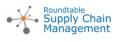 Logo der Veranstaltung: Roundtable Supply-Chain-Management, Treffen am Di., 10.07.2018