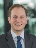 Photo of the Staff Member: Dr. Jussen, Philipp