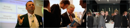 Das Aachener Dienstleistungsforum: Fachtagung, Ausstellerforum und Abendveranstaltung zu aktuellen Dienstleistungsthemen [Fotos: David Willms]