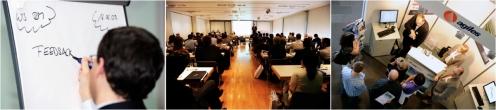 Die Aachener ERP-Tage: Praxistag, Fachtagung und Ausstellerforum zu je aktuellen ERP-Themen [Fotos: David Willms]